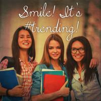 Smile it's trending