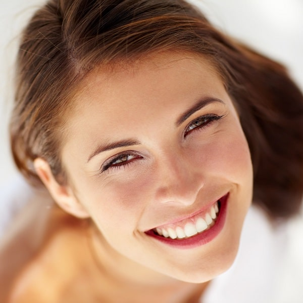 Cosmetic Dentistry Shoreline, WA - Beautiful woman with youthful looking skin due to Botox.