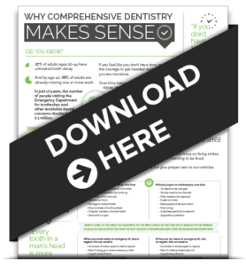 Download the Shoreline comprehensive dentistry Infographic